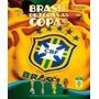 Album Brasil De Todas Copas Completo Fig Soltas P/colar
