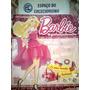 Álbum Barbie O Guarda Roupa Dos Sonhos - Completo Para Colar