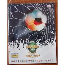 Álbum Figurinha Vazio Campeonato Brasileiro 2013