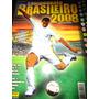 Album Figurinhas Campeonato Brasileiro Futebol 2008 Incomple