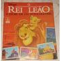 Álbum O Rei Leão O Filme - Ed. Abril - 1994