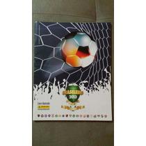 Álbum De Figurinhas Campeonato Brasileiro 2013