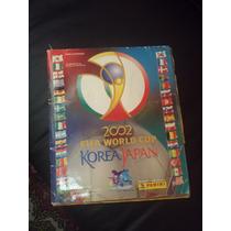 Album Da Copa De 2002 Brasil Campeão