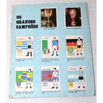 Álbum Copa Do Mundo 1990 Completo Original Panini
