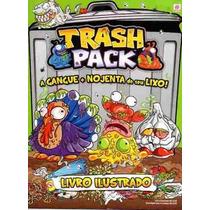 Trash Pack - Album Completo - Figurinhas Soltas P/ Colar