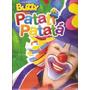 Álbum De Figurinhas Patati E Patatá Chicle Buzzy Com 49 Figs