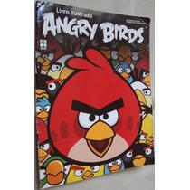 Album Figurinhas Angry Birds Completo