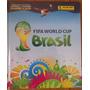 Álbum Copa Do Mundo 2014 Capa Dura Novo Lacrado Vazio