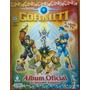Álbum Figurinha Abril Gormiti A Série Da Tv 2011