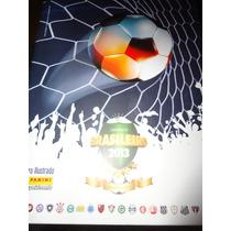 Album Figurinhas Campeonato Brasileiro Futebol 2013 Vazio