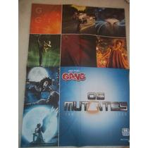 Álbum Poster Gang Os Mutantes Vazio Ótimo Estado