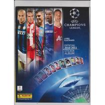 Albuns De Figurinhas - Uefa 2010/2011 Champions League