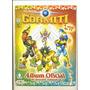 *sll* Álbum Gormiti A Série Da Tv - Completo - Abril Ano2011