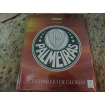 Álbum Figurinhas Palmeiras Capa Dura + 250 Figurinhas - Novo