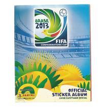 Album Figurinhas - Copa Confederações 2013 Incompleto- 25.00
