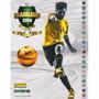 Álbum Campeonato Brasileiro 2014 + 400 Figurinhas Para Colar