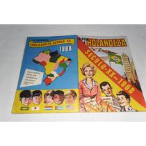 Album De Figurinhas A Holandeza Editora Saravan -completo