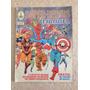 Álbum De Figurinhas Super Heróis Marvel Sem Os Pôsteres