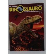 Álbum Completo De Figurinhas Planeta Dinossauro Perfeito