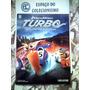 Álbum + Lote 179 Figurinhas Turbo - Equipe De Corrida