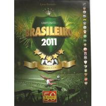 Album Figurinhas - Campeonato Brasileiro 2011 - Incompleto