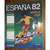 Album Copa Do Mundo Espanha, España 1982 Panini, Promocao!