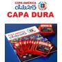 Album Capa Dura Copa America 2015 Vazio