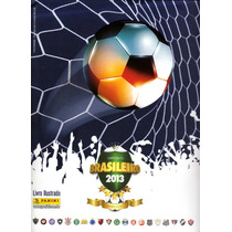 Album Novo-vazio Campeonato Brasileiro 2013
