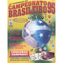 Álbum De Figurinhas Completo Campeonato Brasileiro 1995 (dg)