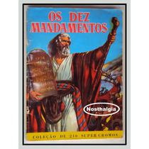 Album Os Dez Mandamentos- Completo - F(328)