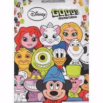 Álbum De Figurinhas Disney Gogo