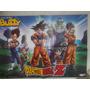 Álbum Poster Buzzy Dragon Ball Z Vazio Ótimo Estado