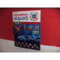 Livro Ilustrado/álbuns Copa América Chile 2015 Ed. Panini Fj