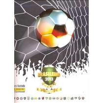167 Album Completo Campeonato Brasileiro 2013 Editora Panini