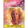 Álbum De Figurinhas Barbie 1994 Abril Panini Completo