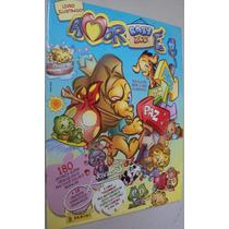 Album Figurinhas Amor Baby Zoo Completo