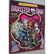 Album Figurinhas Monster High *