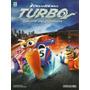 Álbum Turbo - Equipe De Corrida - Completo - Para Colar