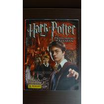 Álbum Harry Potter E O Prisioneiro De Azkaban - Ed. Panini