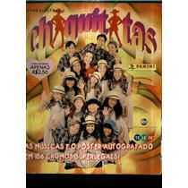 Album Chiquititas Completo Ed.panini
