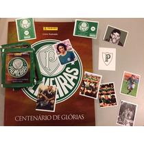 Frete Gratis Br!! Álbum+50 Figurinhas Palmeiras Capa Dura!!!