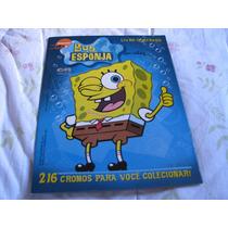 Album De Figurinhas Bob Esponja 2007