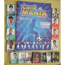 Álbum De Figurinhas Card Mania Futebol 2009 Completo