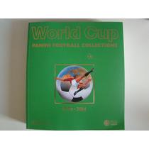 Álbum / Livro Copas Do Mundo Panini - Copas 1970 Até 2014