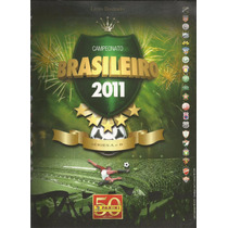 Álbum Campeonato Brasileiro 2011 - Completo 130 - Fig. Col.
