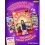 Album Carrossel 2012 + 200 Figurinhas Novas P Vc Colar