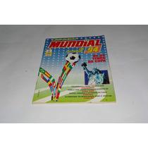 Álbum De Figurinhas Campeonato Mundial De Futebol 94