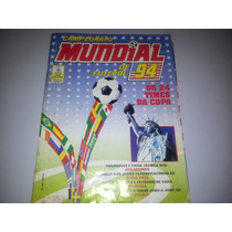 Álbum De Figurinhas Copa Estados Unidos 94 Panini Completo