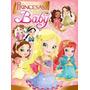 Album Princesas Do Mundo Baby, Completo C/figurinhas P/colar