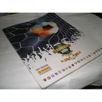 Album De Figurinhas Campeonato Brasileiro 2013 - Incompleto